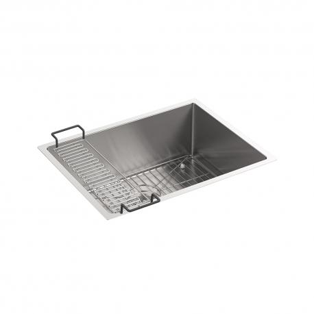 Lavaderos de cocina acero inoxidable rivelsa for Lavadero acero inox