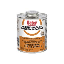 4 Onzas CPVC naranja - Oatey